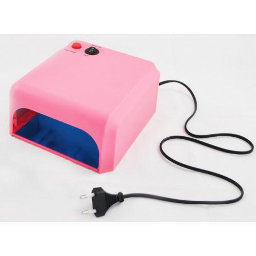 36watt  UV Λάμπα πολυμερισμού Ημιμόνιμα - τζελ