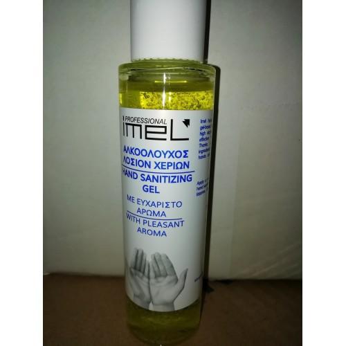 Απολυμαντικό Τζελ χεριών 100ml με άρωμα λεμόνι