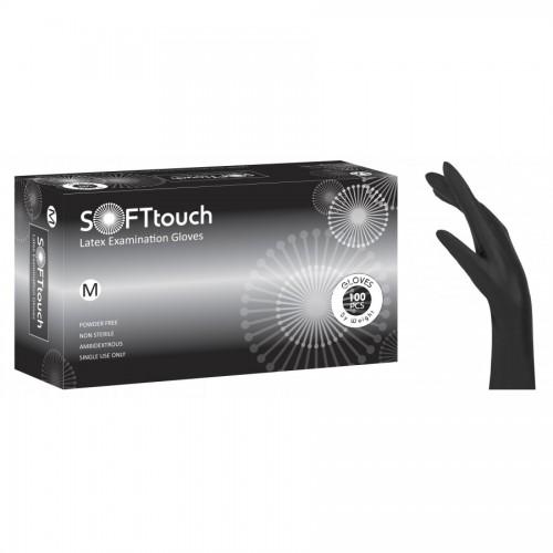 Γάντια Λάτεξ μαύρα 10,50  ευρώ διατίθενται και προσφορά στα 5 και 10 τεμ χωρίς πούδρα