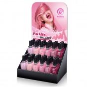 Nail Dress Συλλογή Εθισμός στα ροζ