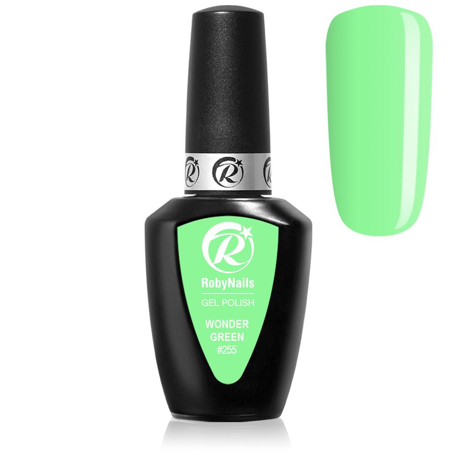 Wonder Green Ημιμόνιμα Roby Nails