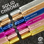 Solid Chrome powders